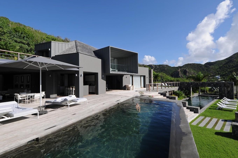 villa dunes st barts - 6br luxury villa rental in salines