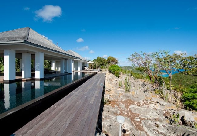 Villa in Saint Barthélemy - Rose