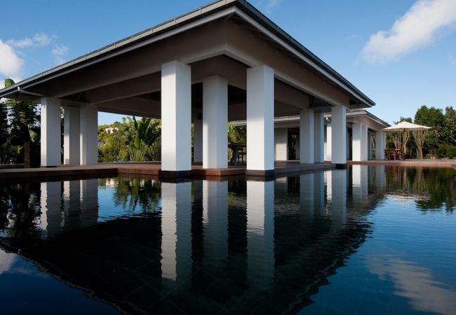 Villa in Saint Barthélemy - Rose