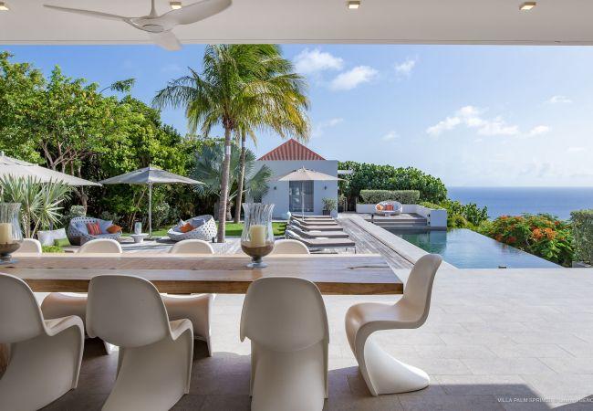 Villa in Saint Barthélemy - Palm Springs