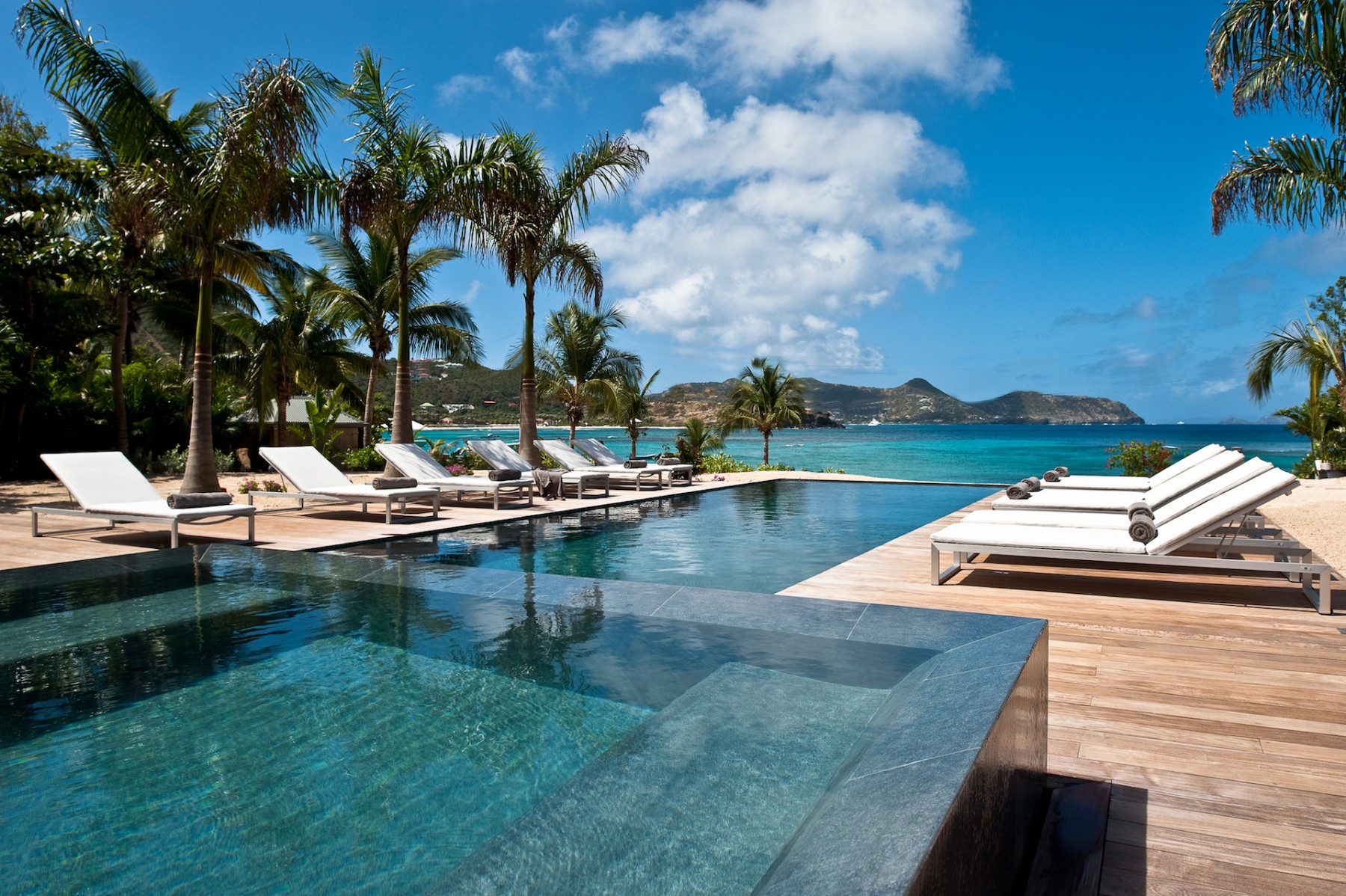 Villa Palm Beach St Barts 5br Luxury