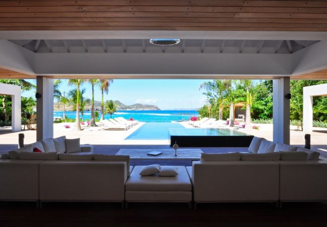 Villa in Saint Barthélemy - Palm Beach