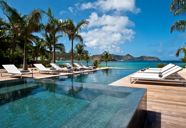 Villa in Saint Barthélemy - Palm Beach