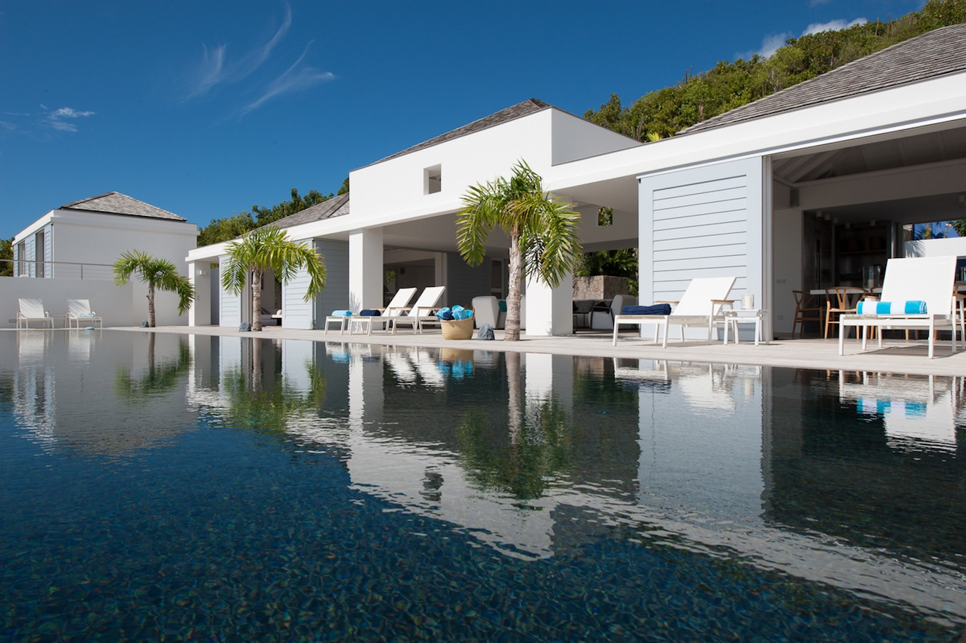 villa jasmine st barts - 4br luxury villa to rent in gouverneur