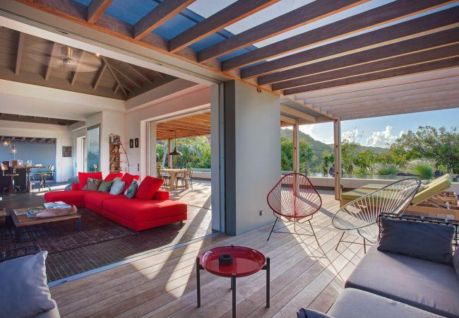 Villa in Saint Barthélemy - Imagine
