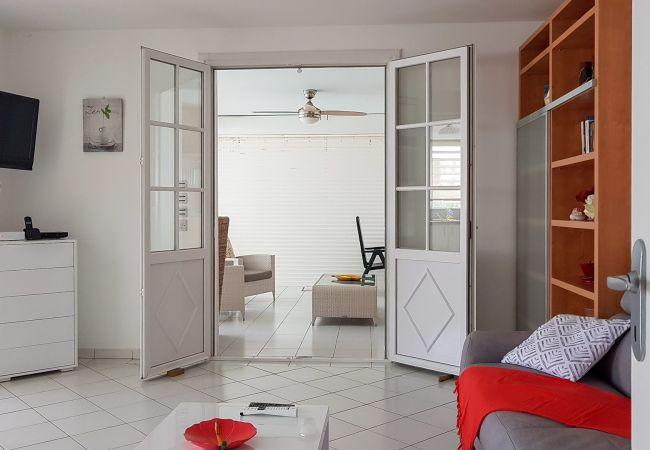 Apartment in Saint-François - Aloe Savannah