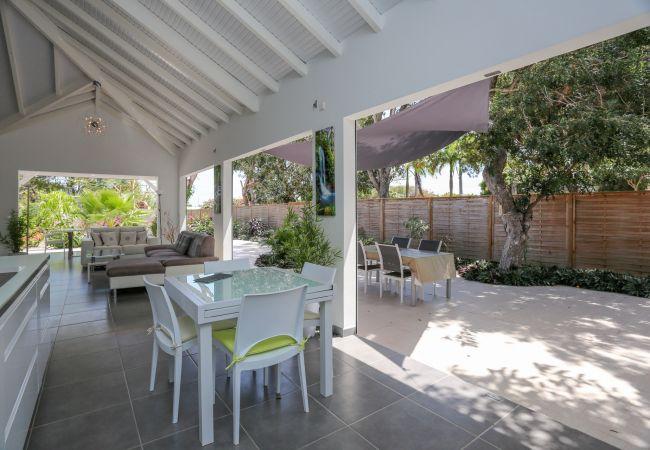 Villa in Saint-François - Sunshine