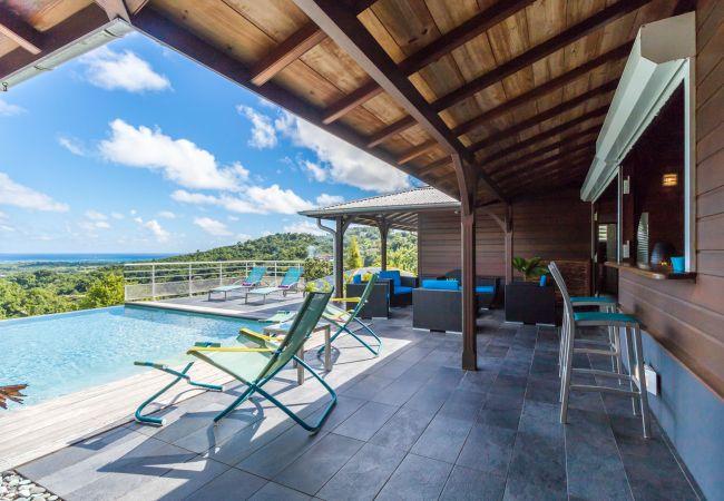 Villa in Le Marin - Katia