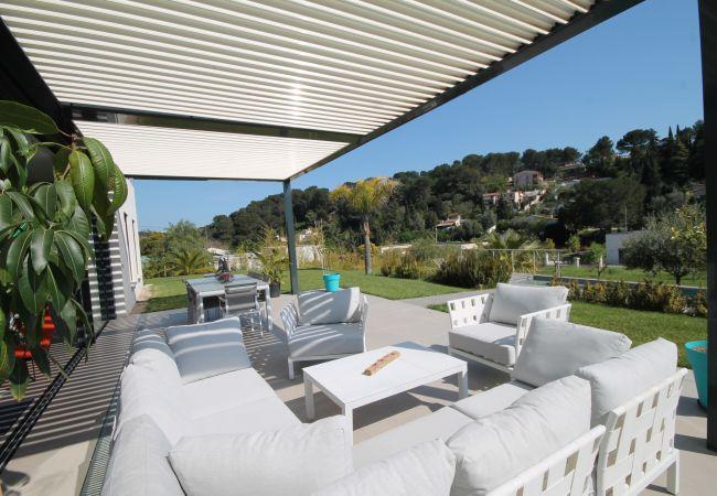 Villa in Antibes - HSUD0036