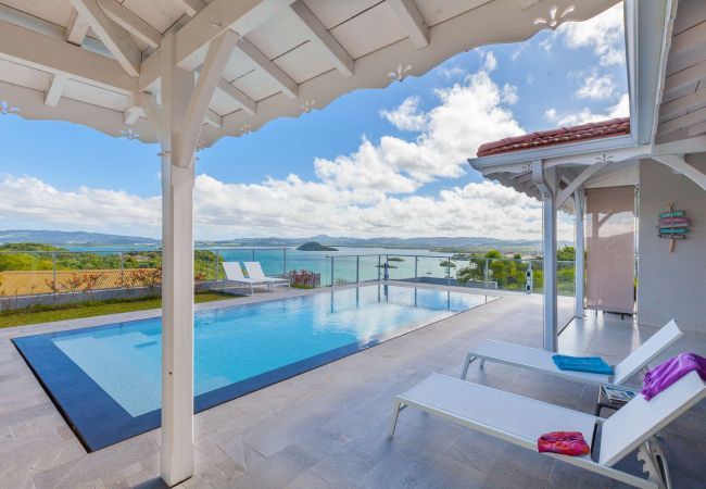 Villa in Les Trois-Ilets - Bleu Horizon
