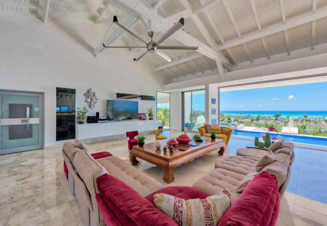 Villa in Terres Basses - Grande Azure