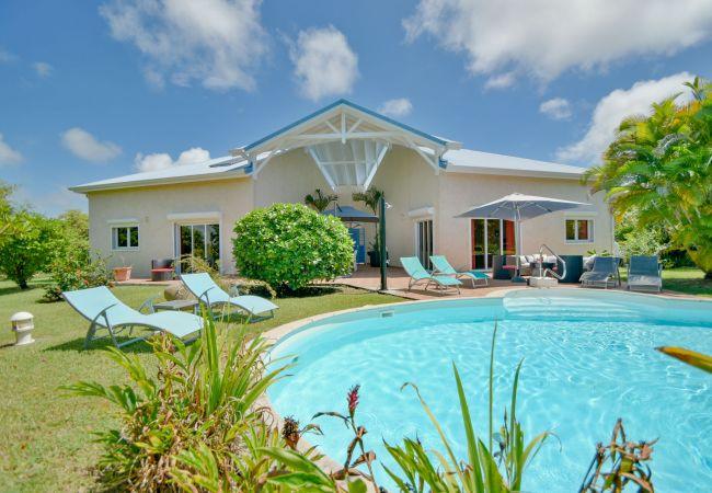 Villa in Saint-François - Garden
