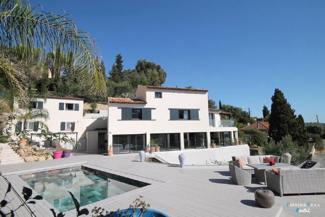 Mandelieu-la-Napoule - Villa