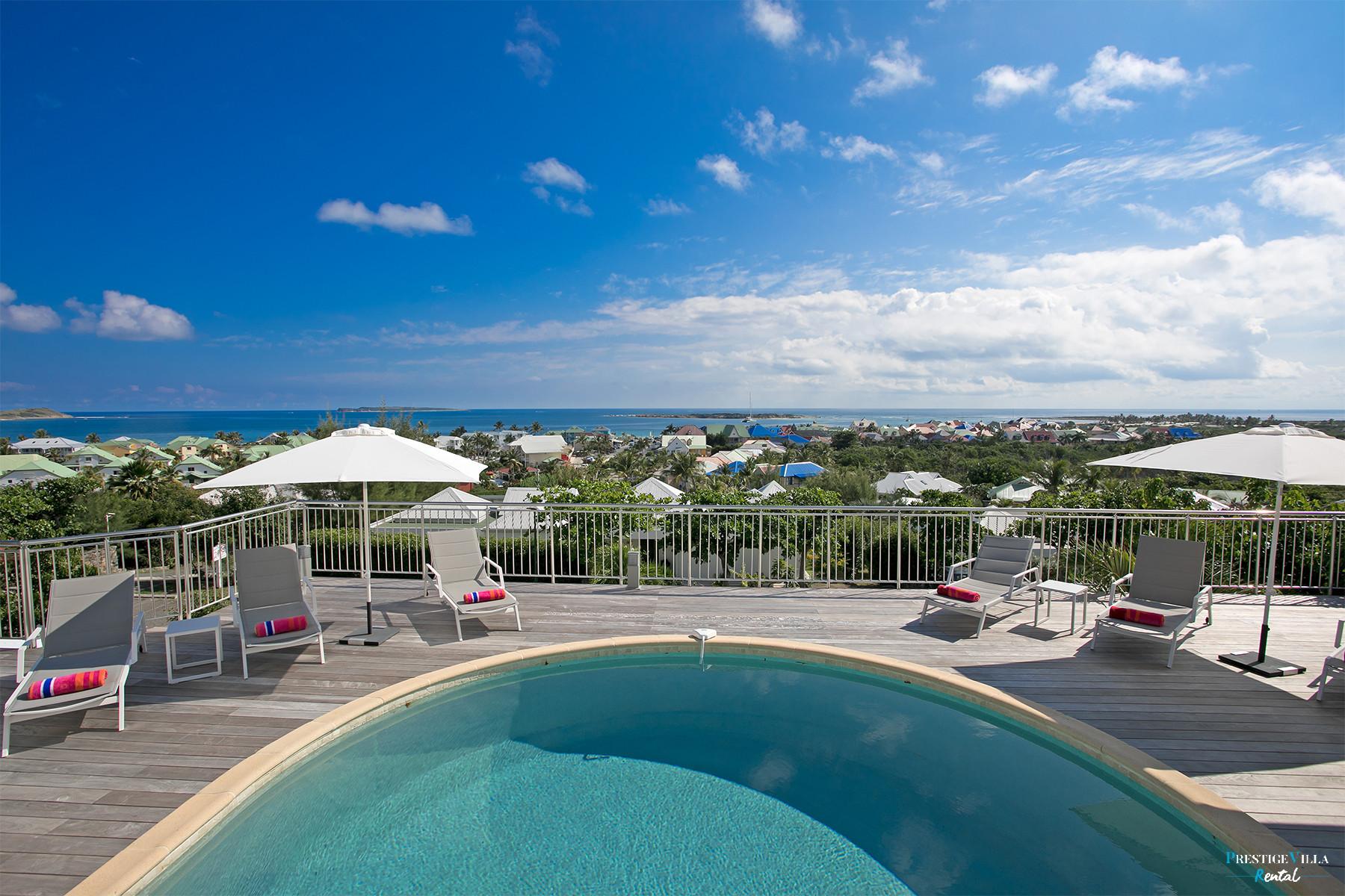 Villa/Dettached house in Orient Bay - Ocean View