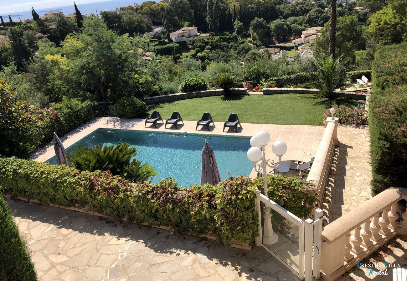 Villa in Mandelieu-la-Napoule - HSUD0351