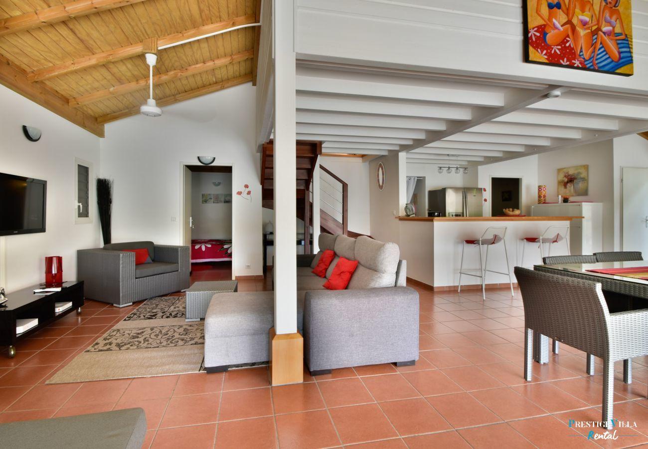 Villa in Saint-François - Sandra