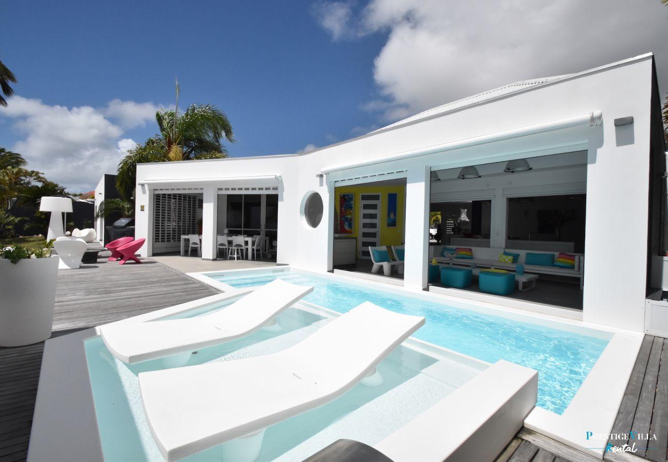 Villa in Saint-François - Water Dream