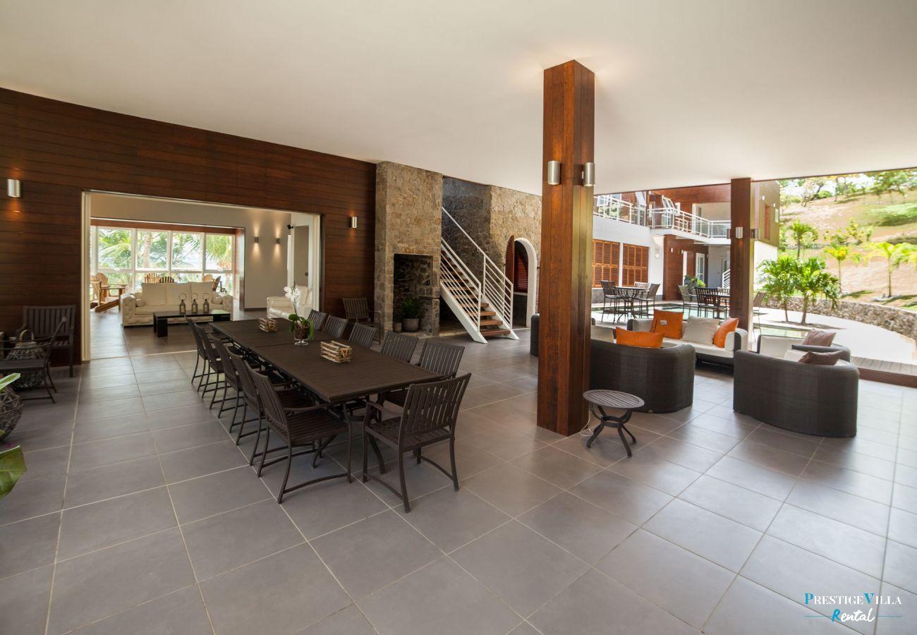 Villa in Le François - Isabelle