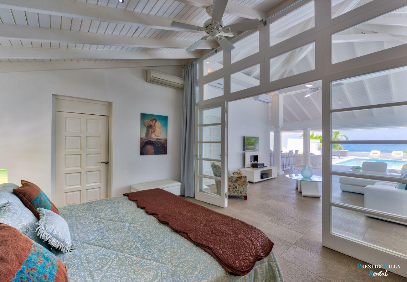 Villa in Terres Basses - La Perla Bianca