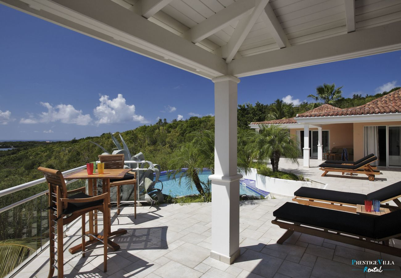 Villa in Terres Basses - Sea Vous Play