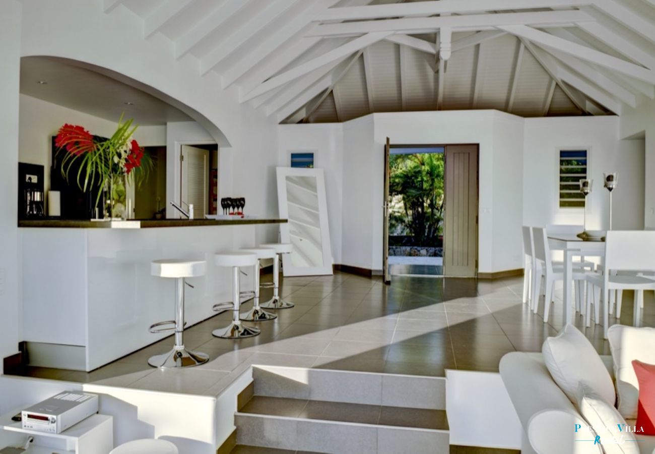 Villa in Saint Barthélemy - Grand Large St Barth