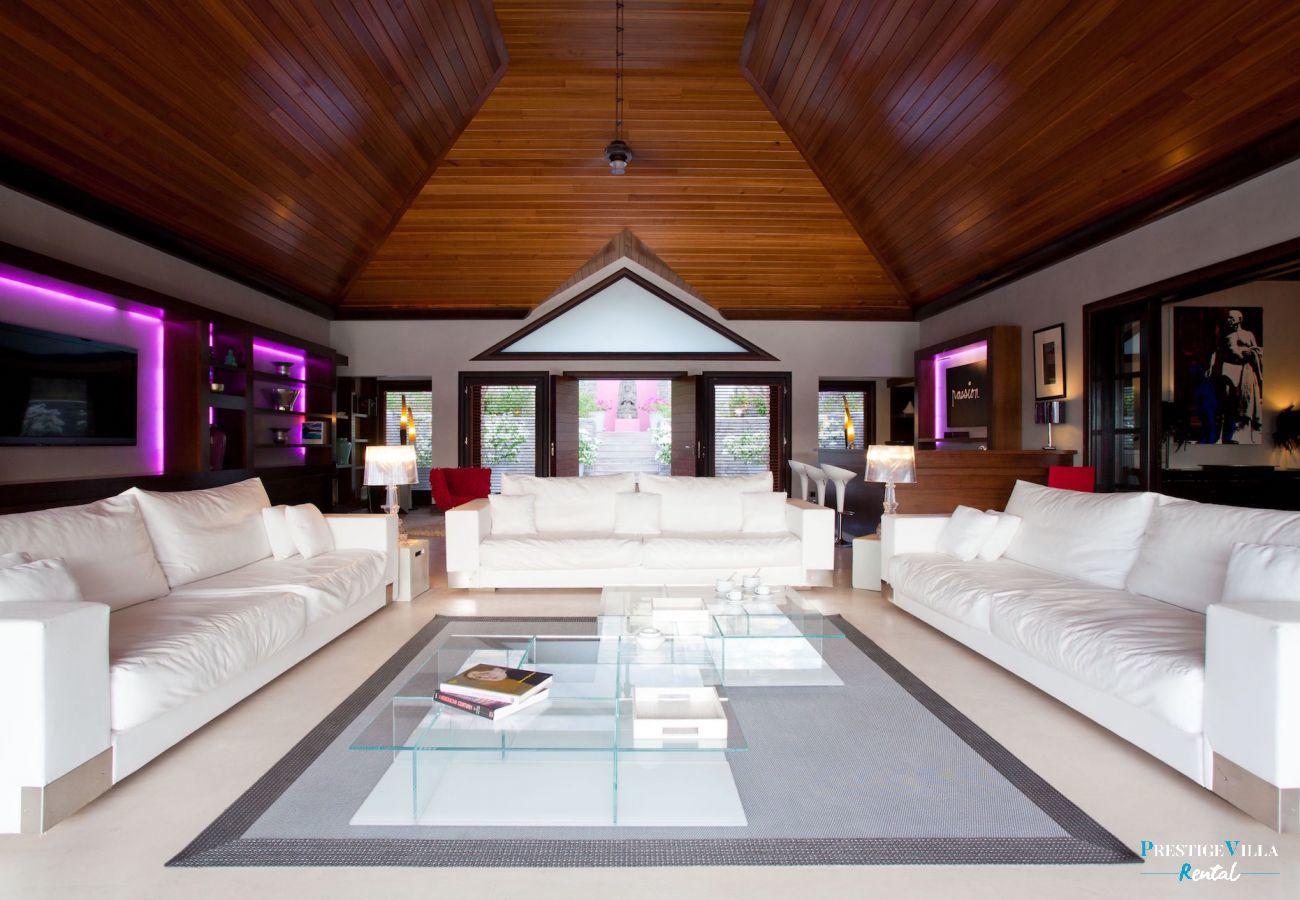 Villa in Saint Barthélemy - Silver Rainbow