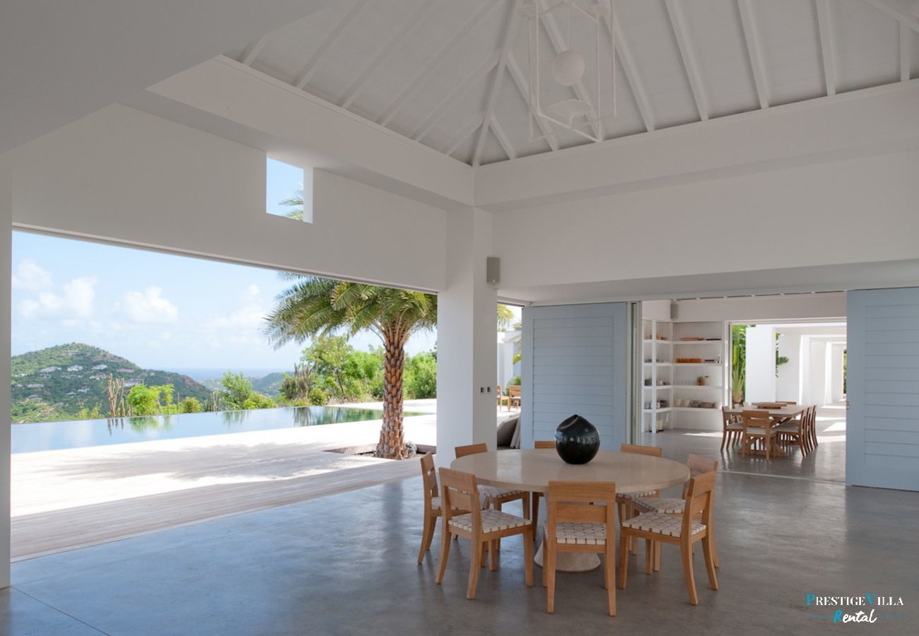 Villa in Saint Barthélemy - Olive