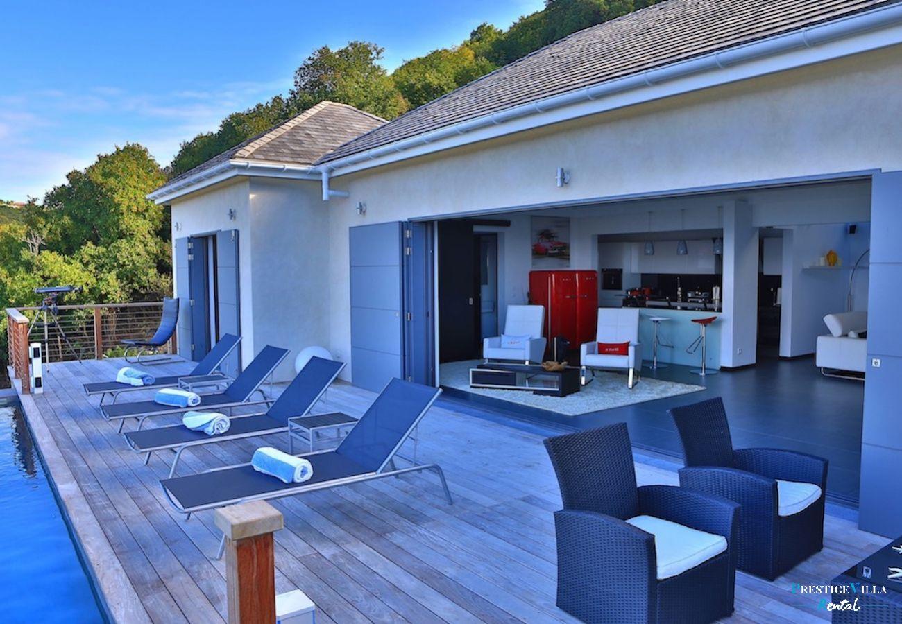 Villa in Saint Barthélemy - Nita