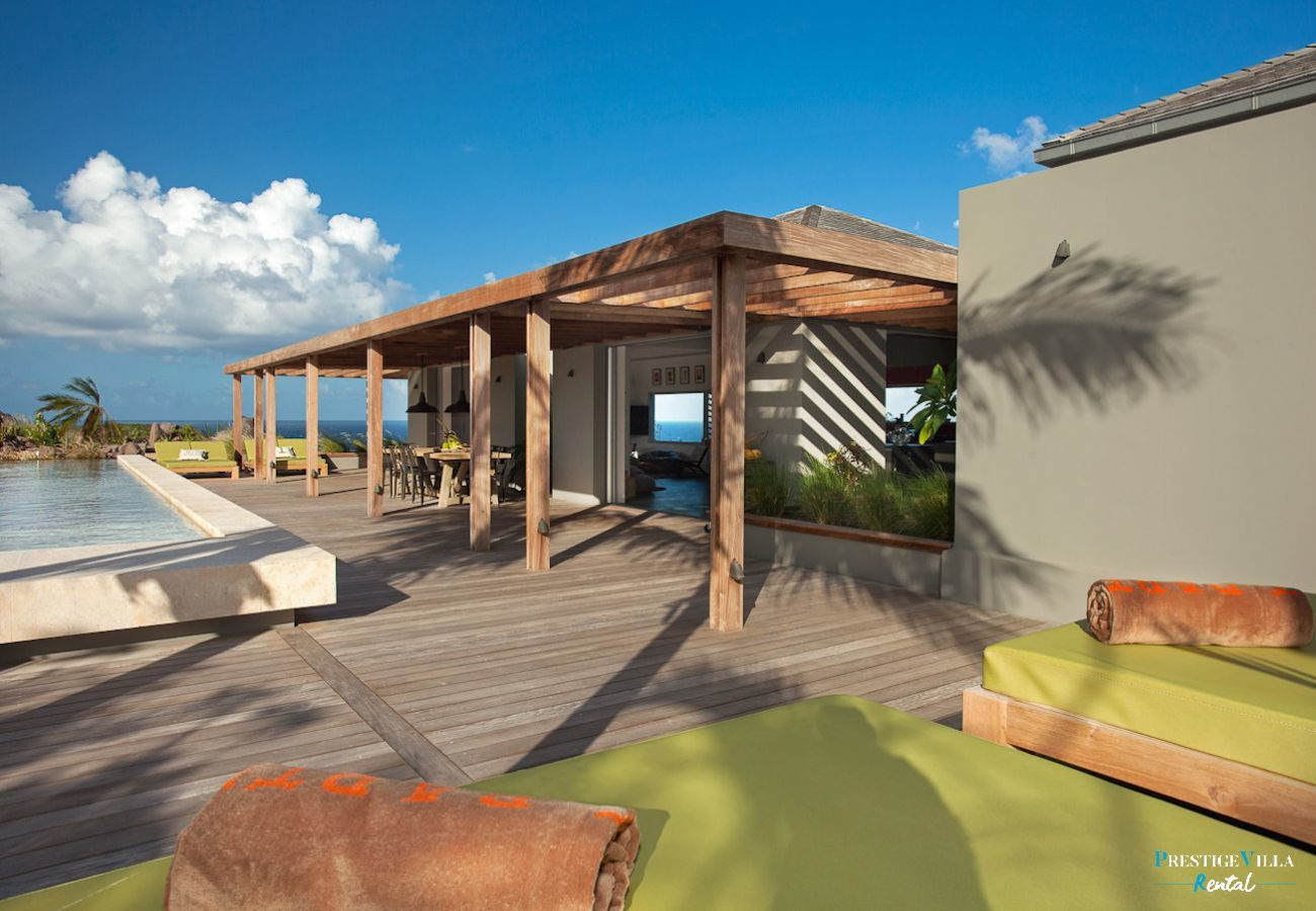 Villa in Saint Barthélemy - Imagine