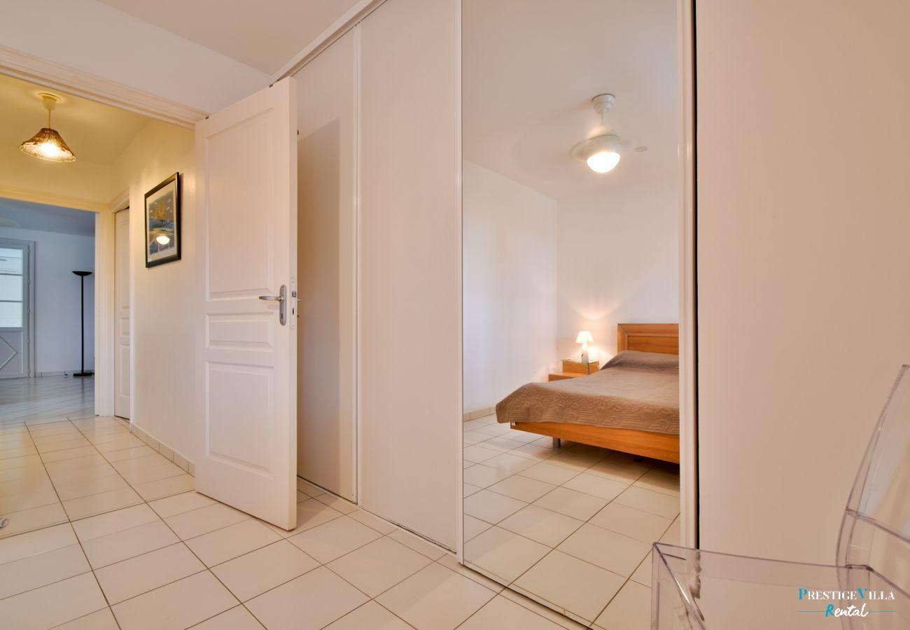 Apartment in Saint-François - Aloe Savannah
