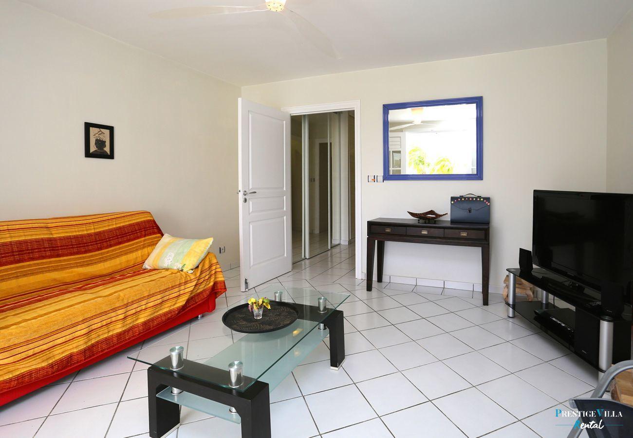 Apartment in Saint-François - Bougainvillier Savannah