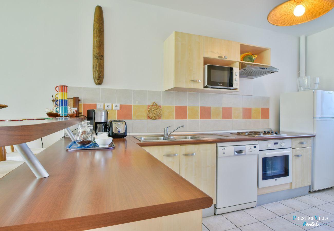 Apartment in Saint-François - Coralyne 138