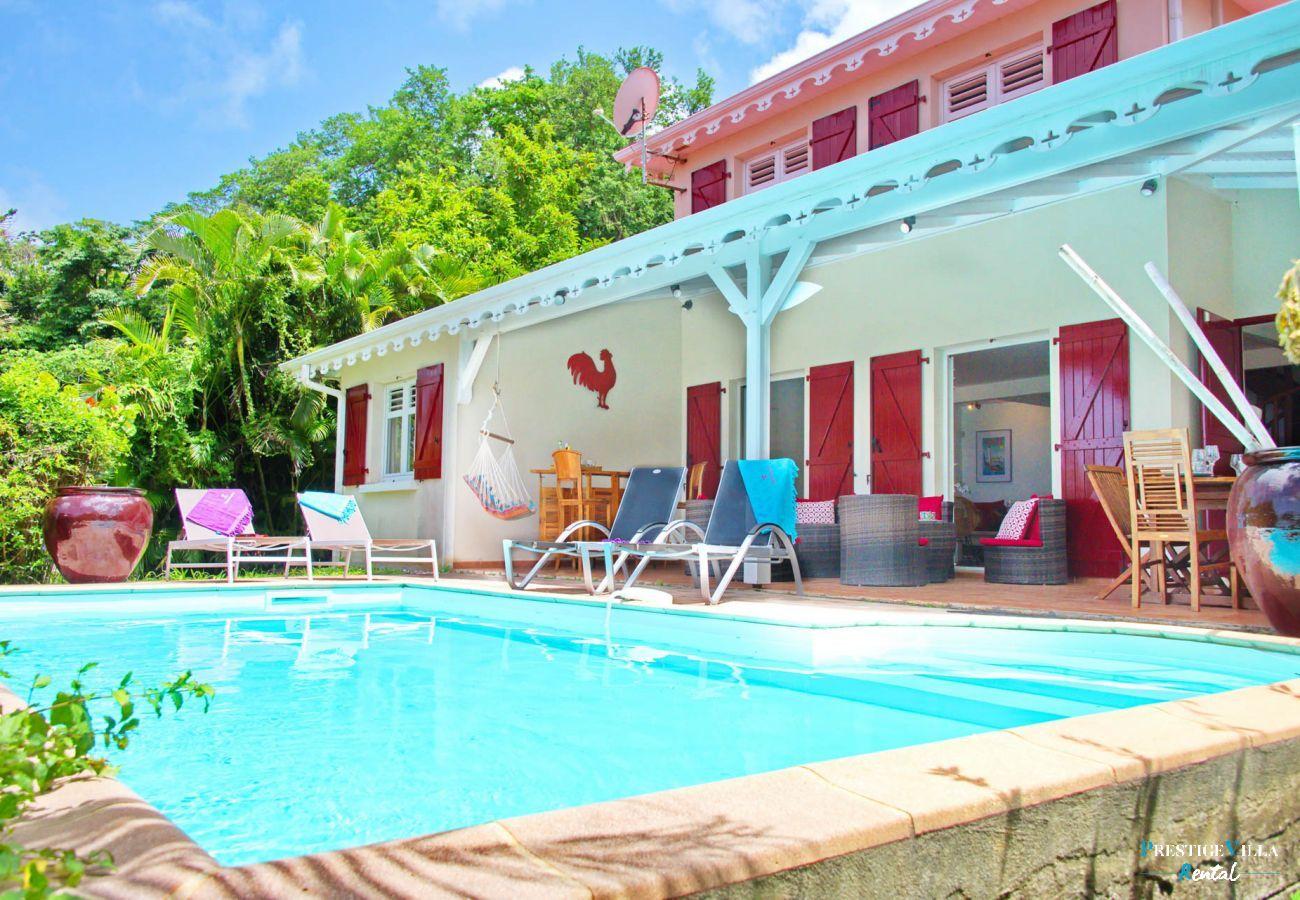 Villa in Le Vauclin - Passion