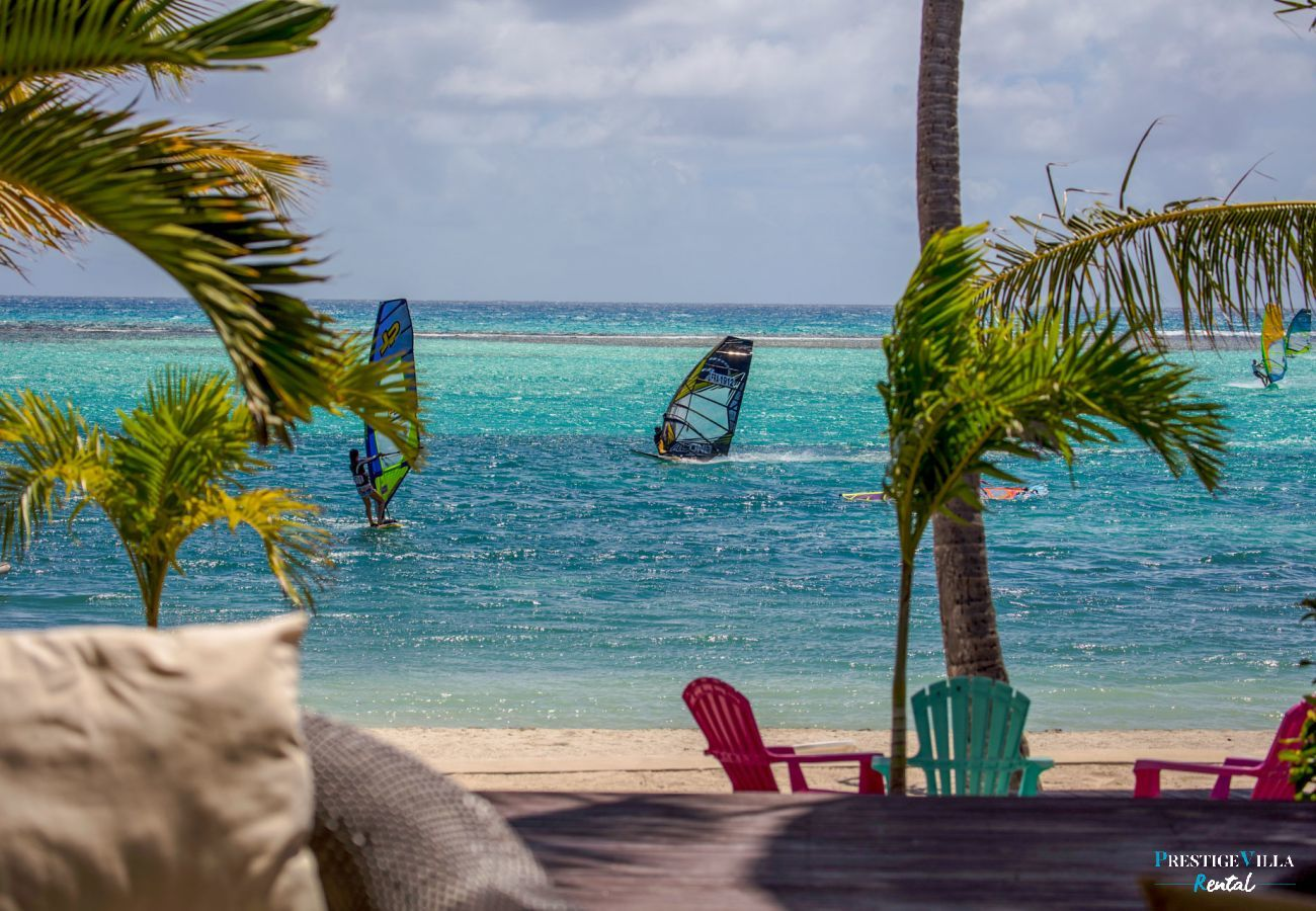 Villa in Saint-François - Beach 8 Guadeloupe