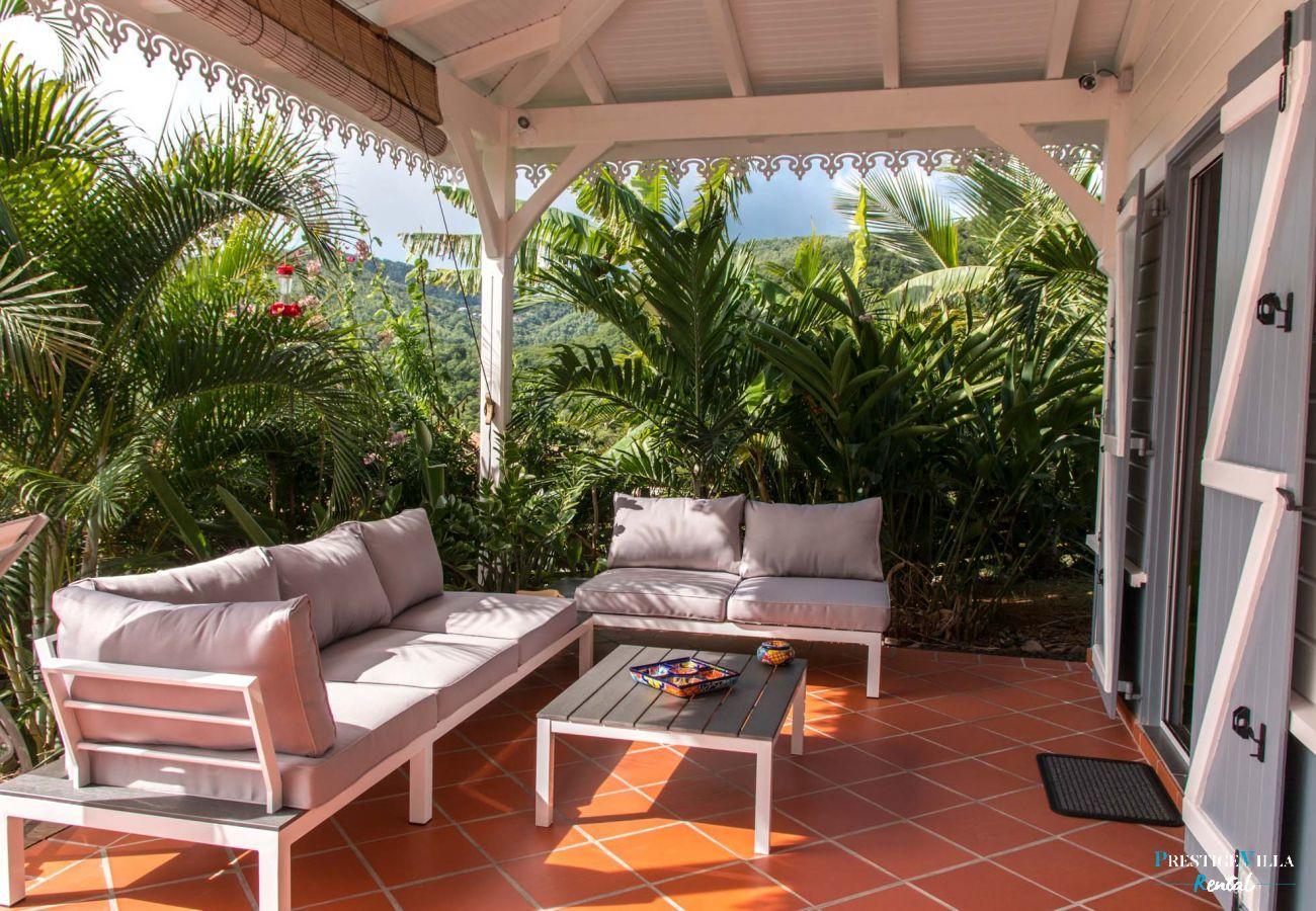 Villa in Les Anses-d´Arlet - Lorada