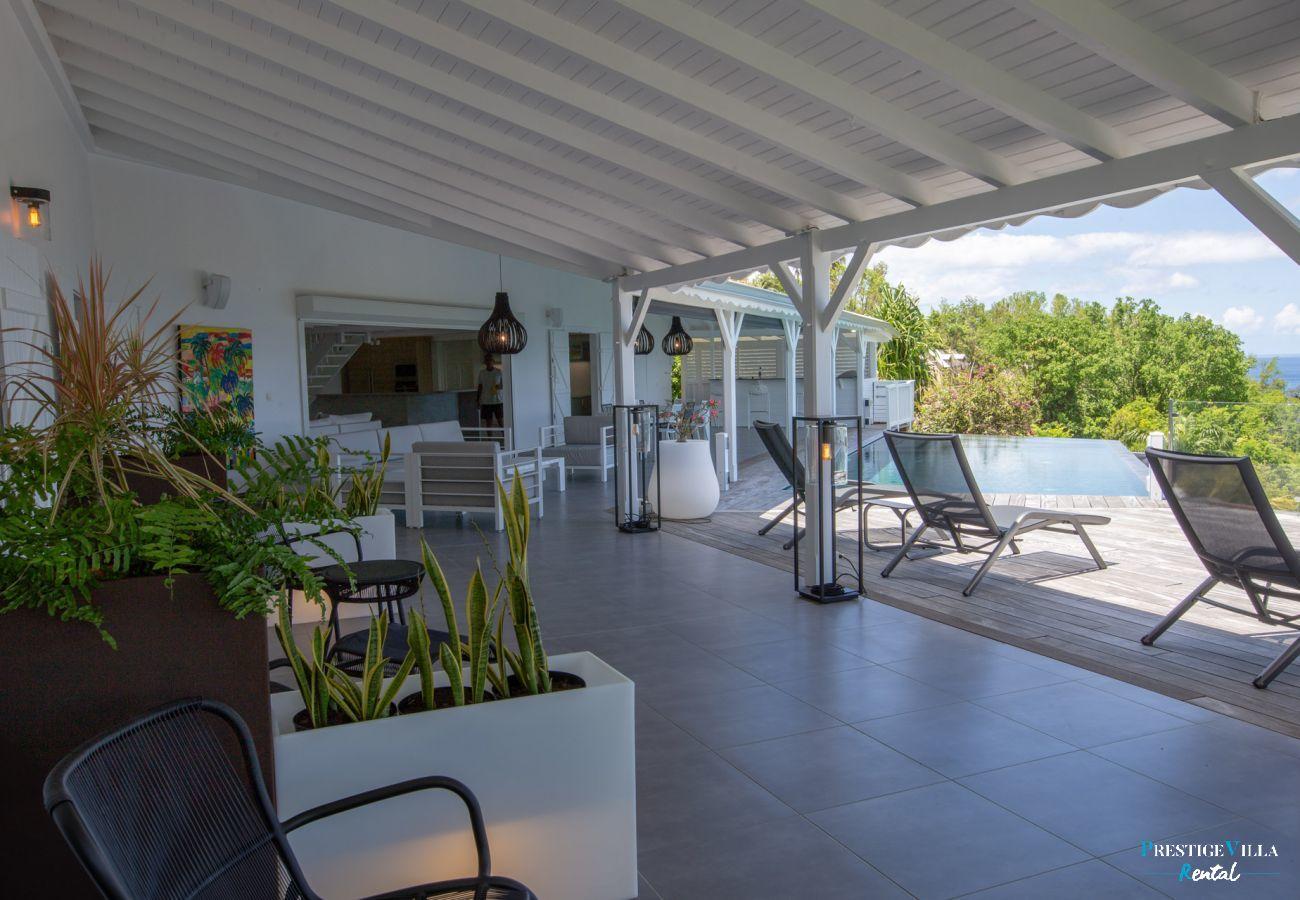 Villa in Bouillante - Sunset Bay
