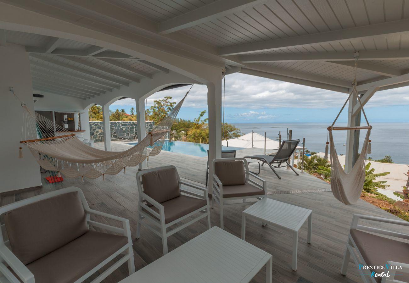 Villa in Bouillante - Sunset Palm