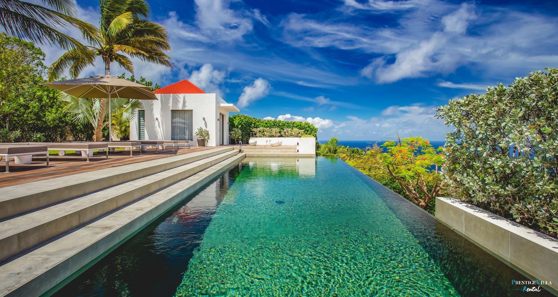 Villa/Dettached house in Saint Barthélemy - Palm Springs