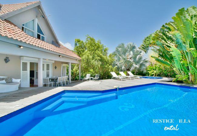 Villa in Le Gosier - Karukera Guadeloupe